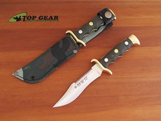 Miguel Nieto Linea Cazador 11 cm Bowie Knife - 2001