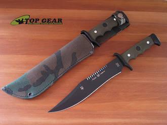 "Miguel Nieto Linea Combate 7"" Bowie Knife - 3002"