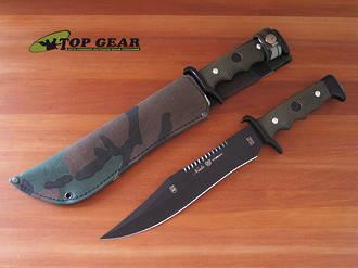 Miguel Nieto Linea Combate Bowie Knife 22.5 cm Blade - 3003