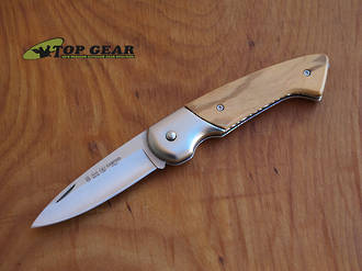 Miguel Nieto Linea Campera Pocket Knife - Olive 109