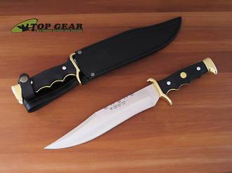 """Miguel Nieto Linea Gran Cazador 9"""" Bowie Knife - 2003-A"""