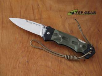 Miguel Nieto Linea Warfare Plus Lockback Pocket Knife - 031-PL