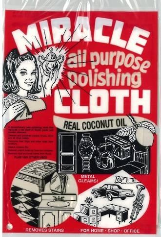 Miracle All Purpose Polishing Cloth - M210