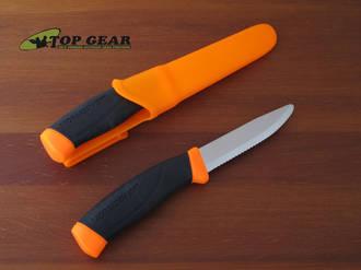 Mora Companion Rescue Knife, Orange - 861FS