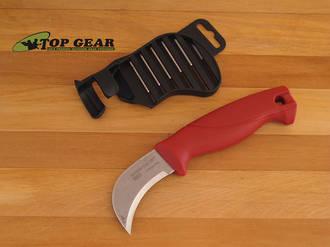 Mora Craftsmen 175P Roofing / Felt Knife, High Carbon Steel - 11156