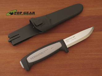 Mora Robust Fixed Blade Knife, Carbon Steel - 12249