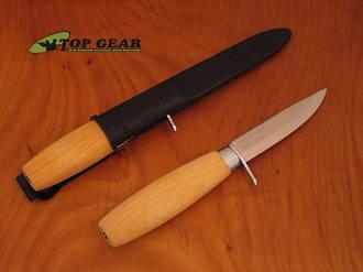 """Mora Basic 3"""" Wood Carving Jr 73/164 Knife - 12154"""