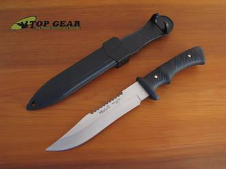 Muela Combat Fighter Bowie Knife -  C16G