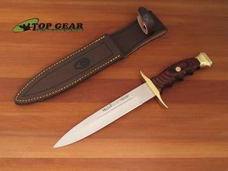 Muela BW-19 Fury Bowie Hunting Knife / Pig Sticker - BW-19