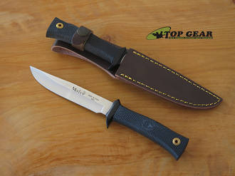 Muela Hunter Fixed Blade Knife - 2510