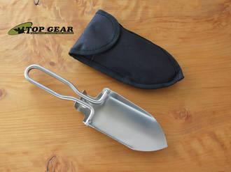 NDUR Folding Hand Shovel with Sheath - 71050