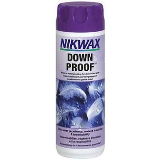 Nikwax Down Proof Wash-in Waterproofing for Down-filled Gear, 300 ml - 241-NZL