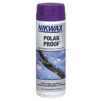 Nikwax Polar Proof Wash-in Waterprofing for all Fleece Items, 300ml - 2G1-NZL