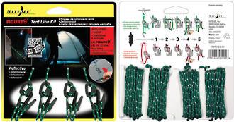 Nite Ize Figure9 Tent Line Kit - F9T4-03-01