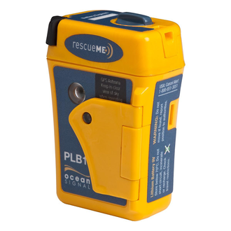 Ocean Signal RescueMe PLB1 Mini PLB Personal Locator Beacon -  730S-01261
