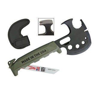 Off Grid Tools Survival Axe Elite with 31 Features Multi-Tool Axe - OGT-SA110