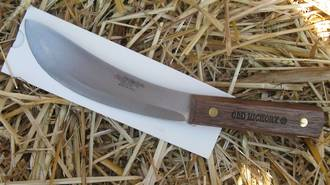 Ontario Old Hickory Skinning Field Knife - High Carbon Steel 7150