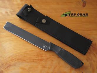 Ontario Spec Plus Alpha Machete with Nylon Sheath - 97121