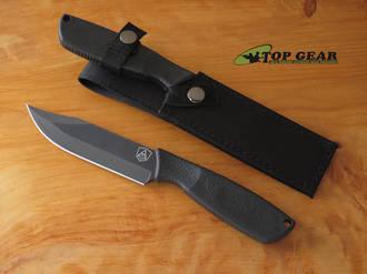Ontario Spec Plus Alpha Survival Knife with Nylon Sheath - 97101