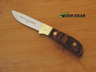 Ontario - Old Hickory Maverick Drop-Point Knife - 636