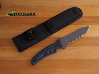 Ontario Fortune Series Morta Tactical Fixed Blade Knife - 8727