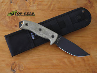 Ontario Knife RAT-5 Bushcraft / Survival Knife - 8667