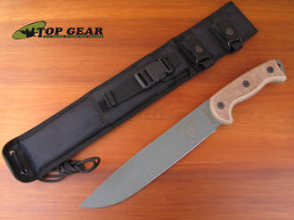 Ontario RTAK II Jungle Knife, Straight Edge - 9628