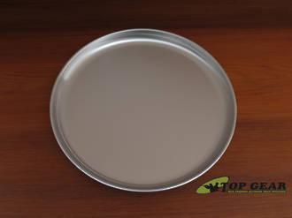 Open Country Aluminium Camping Plate - 22.8cm