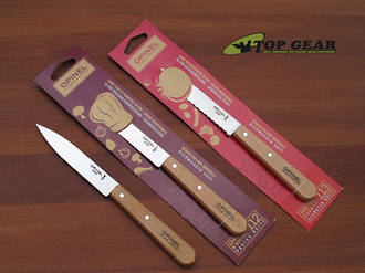 Opinel Paring Knife, Stainless Steel - No. 112 or No. 113