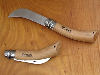 Opinel No 8 Pruner, Stainless Steel - 08ST