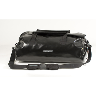 Ortlieb K63 Moto Rack-Pack Saddle Bag Dry Bag, Black - 49 Litres