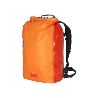 Ortlieb Light-Pack 25 Waterproof Backpack, 25 Litres, Orange/Signal Red - R6003