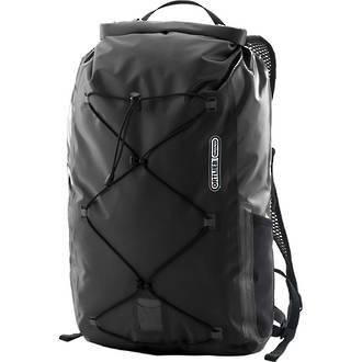 Ortlieb Light-Pack Two Waterproof Lightweight Backpack, 25 Litres Black -  R6031
