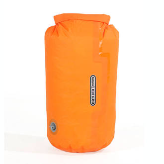Ortlieb Ultralight PS10 Compression Packsack Drybag, Orange, 22L - K2203