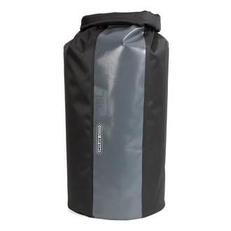 Ortlieb PS490 Packsack / Dry Bag, 35 Litres, Black/Grey - K5551