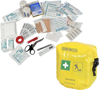 Ortlieb Waterproof First Aid Kit Trekking - D1709