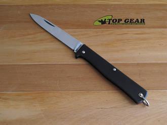 Mercator Jr Pocket Knife by Otter Messer, Carbon Steel - 10-401 RG R