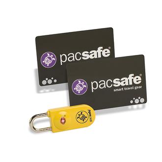 Pacsafe Prosafe Keycard Travel Lock - TSA Accepted PE270YW