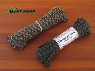 Atwood Rope Manufacturing Paracord 550 Rope – 30 Metre Pack