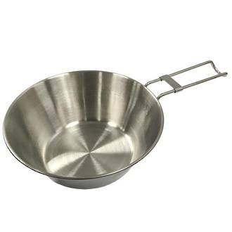Pathfinder Stainless Steel Camp Mug - Bowl, 300 ml - 023