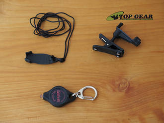 Photon Freedom Micro Infrared Personal Safety Keychain Light - Black 945