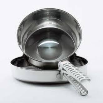 Primus Gourmet Mini Cooking Set, Stainless Steel - 732660