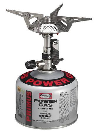 Primus Powercook Gas Stove with Piezo Ignition 324412