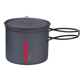 Primus TiTech Titanium Camping Pot, 1L - 735110