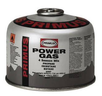 Primus Self-Sealing 230 gram Power Gas Canister - P-2207