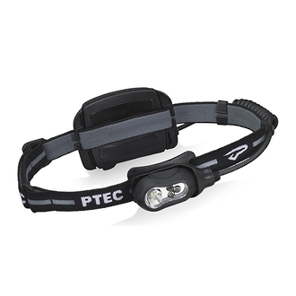 Princeton Tec Remix Rechargeable LED Headlamp - HYB-RC-BK
