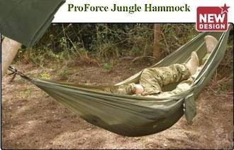 Snugpak Jungle Hammock, Olive Green - 61640