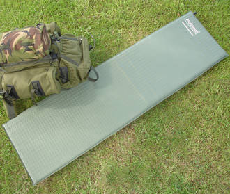 Multimat Summit Self Inflating Sleeping Mat Green - 60MM02OD-NA