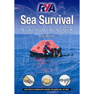 RYA (Royal Yachting Association) Sea Survival Handbook