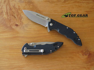 Real Steel E77 Flipper Folder - 8Cr14MoV Stainless Steel - 5115